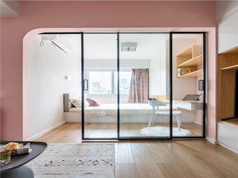 5-10万30平米超小户型北欧风格卧室欣赏图