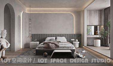 3-5万140平米三北欧风格卧室效果图