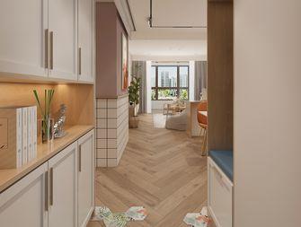 90平米三室两厅日式风格走廊图