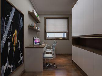 富裕型130平米三室两厅混搭风格餐厅效果图