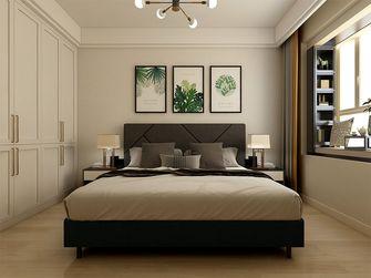 富裕型120平米现代简约风格卧室装修图片大全