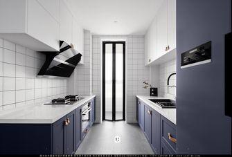 经济型混搭风格厨房设计图