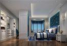 豪华型140平米别墅欧式风格青少年房设计图