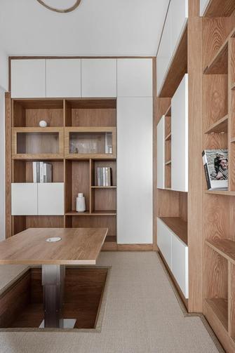 110平米别墅北欧风格书房装修案例