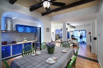 10-15万70平米地中海风格厨房图片