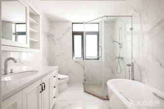 豪华型140平米复式美式风格卫生间设计图