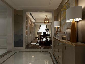豪华型140平米四室两厅美式风格玄关装修案例