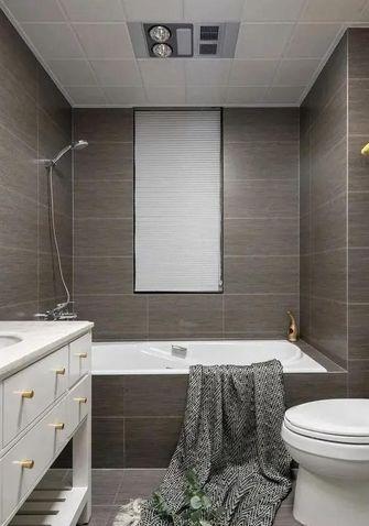 10-15万140平米三美式风格卫生间设计图