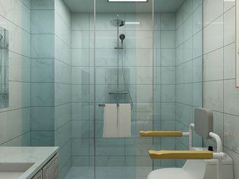 经济型90平米中式风格卫生间装修案例