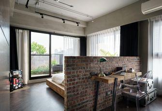 60平米一居室工业风风格书房图片大全