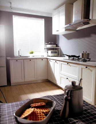 经济型80平米三室两厅法式风格厨房图片