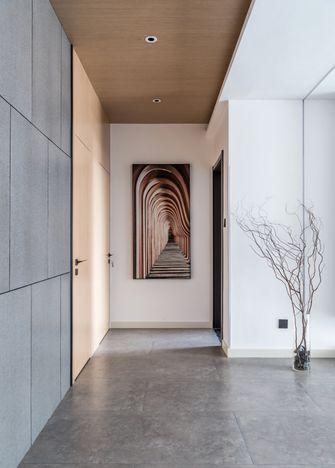 130平米三室一厅现代简约风格走廊装修效果图