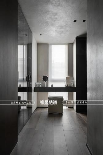 20万以上140平米三室两厅工业风风格梳妆台设计图