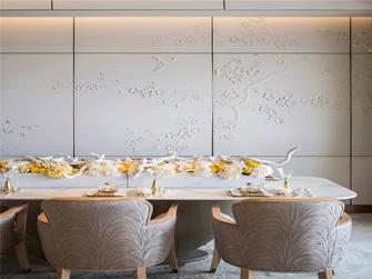 10-15万80平米美式风格餐厅装修图片大全