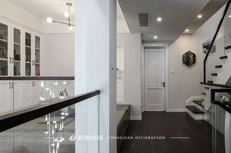 豪华型140平米别墅现代简约风格走廊装修案例