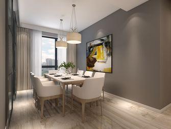 5-10万90平米三室两厅日式风格餐厅装修案例