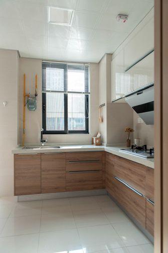 5-10万三室一厅日式风格厨房设计图
