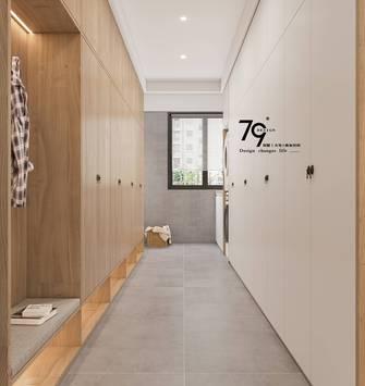 140平米四室两厅日式风格衣帽间效果图