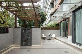 豪华型110平米三室一厅欧式风格阳光房装修图片大全