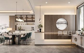 富裕型140平米三中式风格客厅图片大全