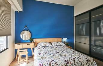 100平米三日式风格卧室装修图片大全