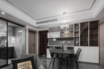 120平米四室三厅轻奢风格餐厅图