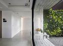 富裕型140平米三现代简约风格阳台图片大全