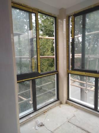 中式风格阳光房装修效果图