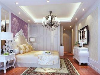 140平米三室一厅欧式风格卧室图