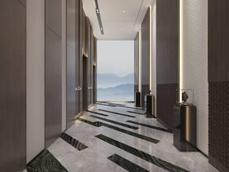 140平米混搭风格走廊效果图