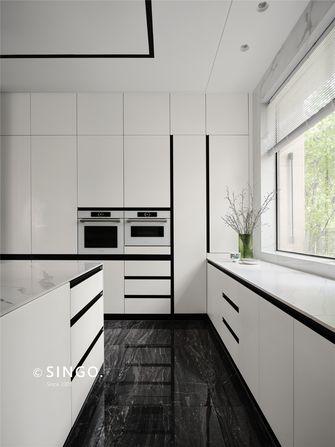 140平米别墅轻奢风格厨房效果图