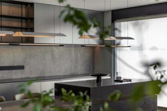 20万以上140平米四室两厅轻奢风格餐厅图