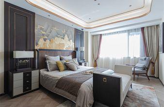 豪华型140平米别墅中式风格卧室装修效果图
