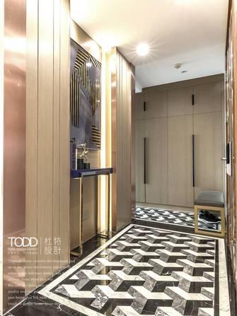 140平米四室两厅轻奢风格玄关图