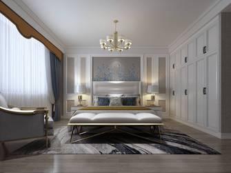 豪华型140平米别墅欧式风格卧室装修案例