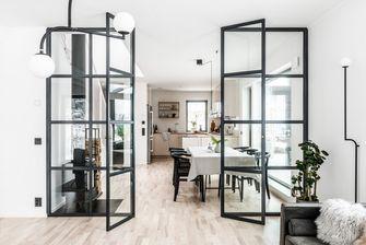 3万以下140平米别墅北欧风格客厅欣赏图