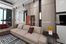 豪华型140平米四室四厅工业风风格客厅图