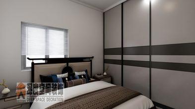 经济型120平米三室两厅现代简约风格卧室欣赏图