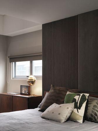 经济型70平米一室一厅工业风风格卧室欣赏图
