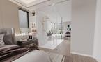 豪华型140平米四室三厅美式风格卫生间设计图