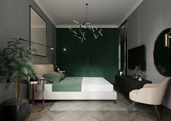 120平米一居室轻奢风格卧室装修图片大全
