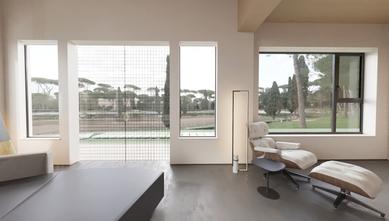 豪华型140平米别墅混搭风格阳台图