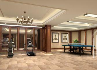 20万以上140平米别墅中式风格健身房设计图