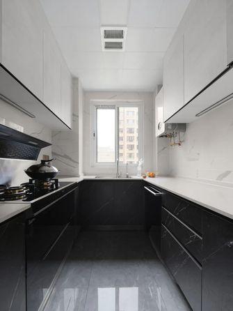 20万以上110平米三室三厅北欧风格厨房效果图