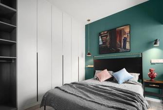 经济型40平米小户型北欧风格卧室图片大全