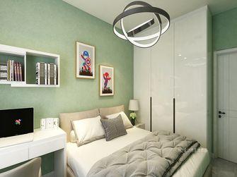 15-20万140平米三室两厅混搭风格卧室图