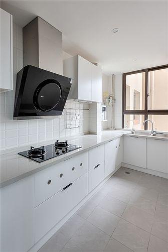 富裕型90平米北欧风格厨房装修效果图