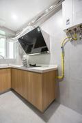富裕型70平米日式风格厨房效果图