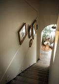 经济型40平米小户型混搭风格楼梯间图片