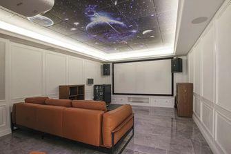 20万以上140平米别墅欧式风格影音室图